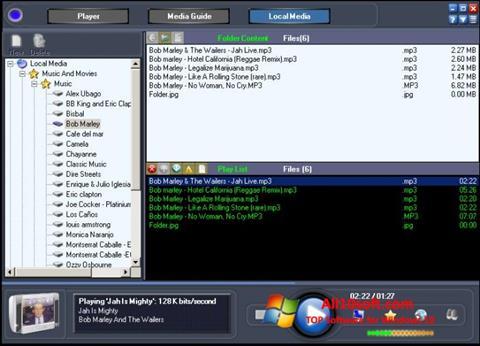 स्क्रीनशॉट Online TV Live Windows 10