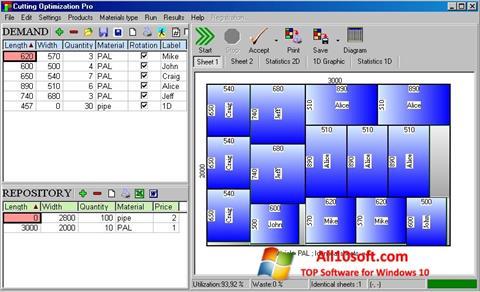स्क्रीनशॉट Cutting Windows 10