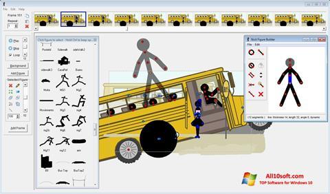 स्क्रीनशॉट Pivot Animator Windows 10