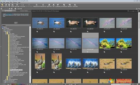 स्क्रीनशॉट ViewNX Windows 10