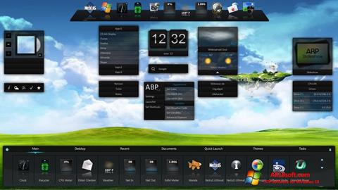 स्क्रीनशॉट Winstep Nexus Windows 10