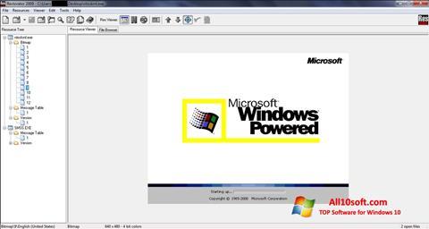 स्क्रीनशॉट Restorator Windows 10