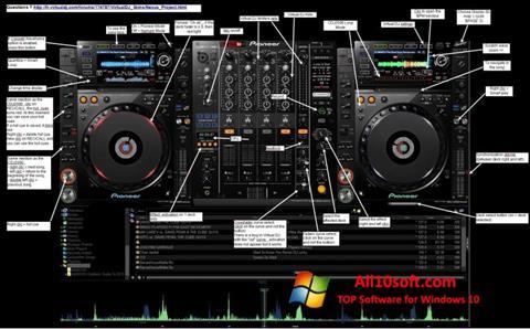 स्क्रीनशॉट Virtual DJ Windows 10